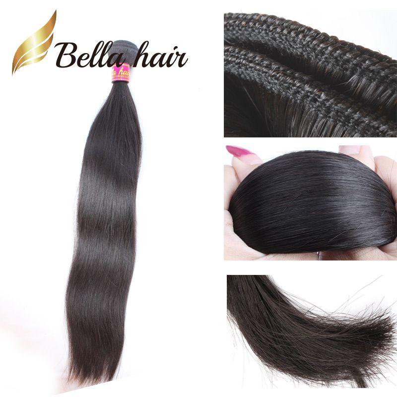 Bella Hair Top Quality 11a Brazilian Virgin Human Hair Bundles