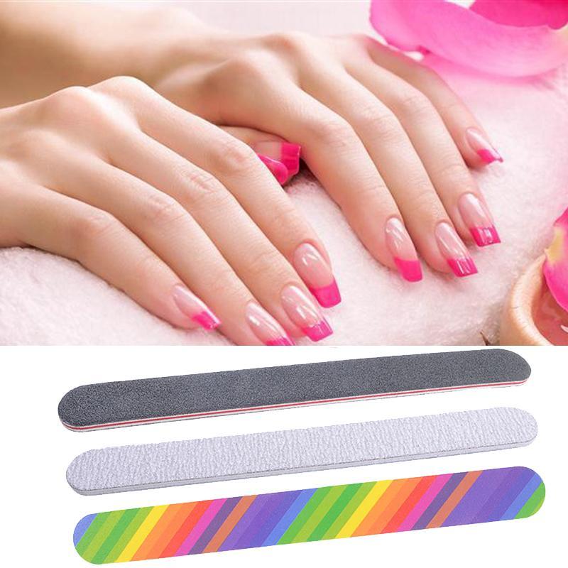 Wholesale Proffessional Nail Files Brush Set Manicura Y Pedicura ...