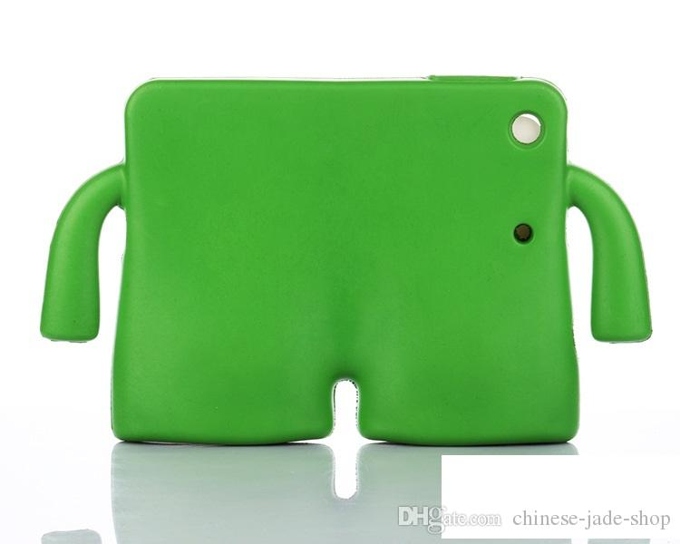 Shockproof EVA Plastic Foam Case Cover Kids Stand Design For Ipad 1/2/3/4 Air 2 pro 9.7 ipad mini 1 2 3 4 Galaxy TAB 7.0 10.1