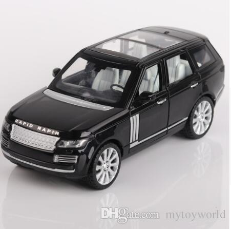 2019 Double Horses 1 24 Range Rover Alloy Diecast Car Model Pull