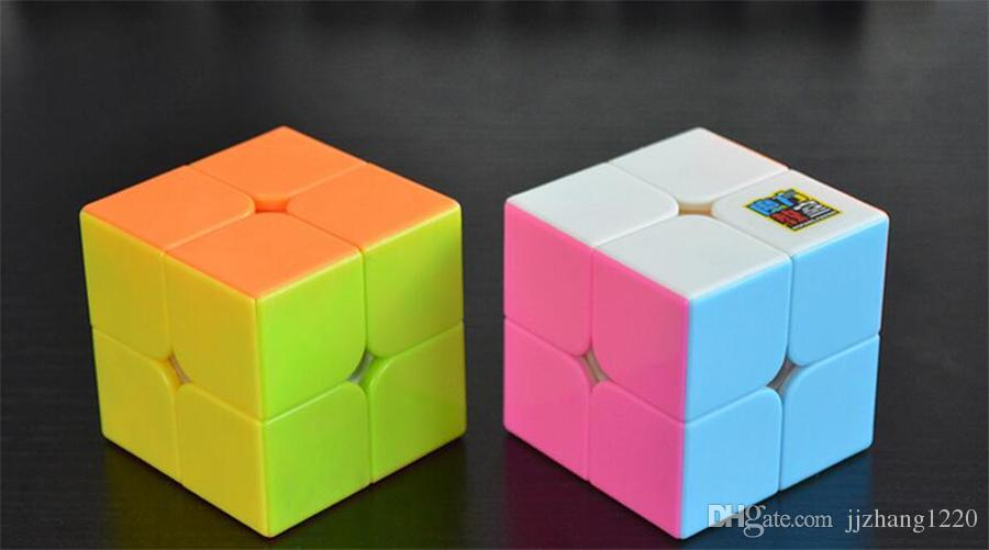 2x2x2 Profissional Magic Cube Competition Speed Puzzle Cubes Toys For Children Kids cubo magico Children gifts