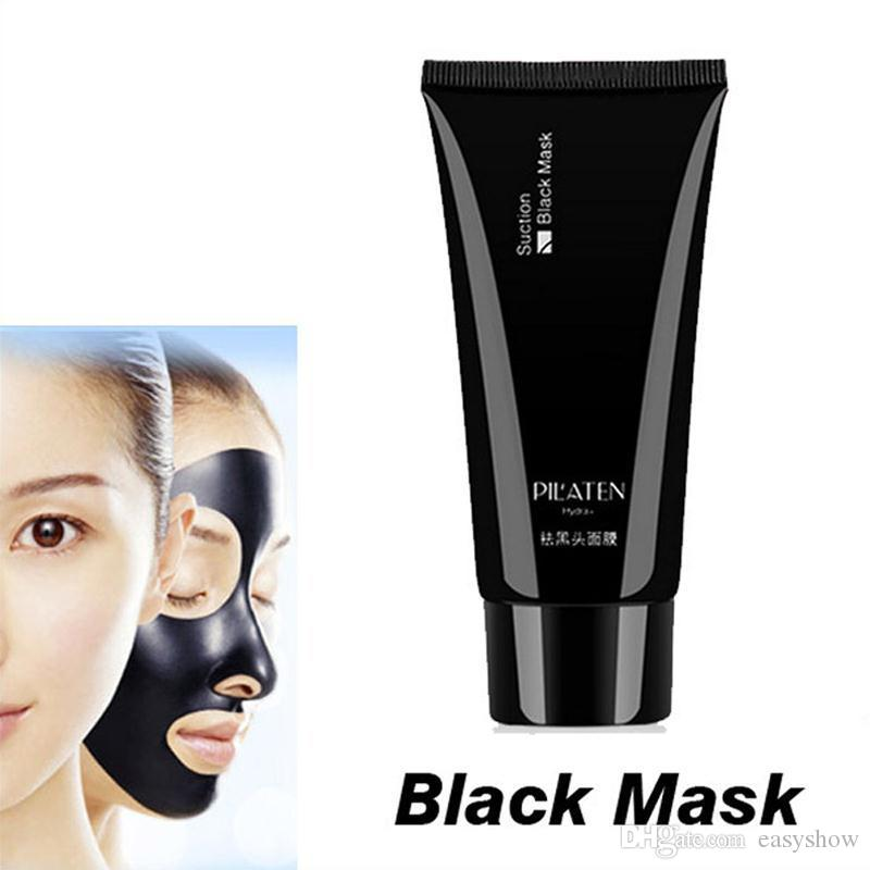 Pilaten Facial Mask Face Deep Care Cleansing Skin Purifying Peel Acne Treatment Blackhead Remover Mud 60g face whitening cream