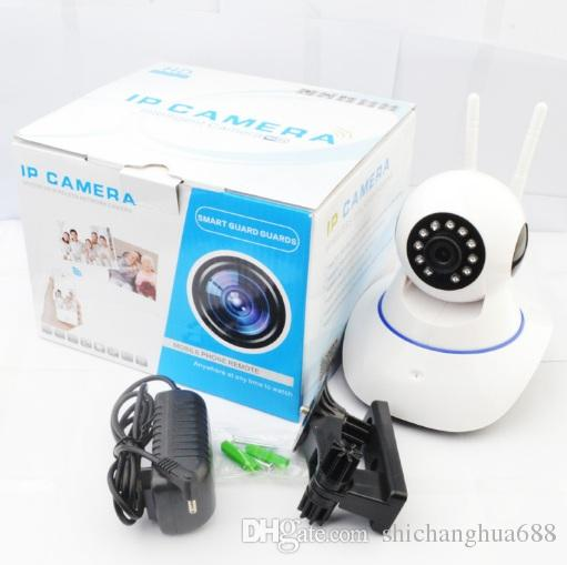 Home Security Wireless Mini IP Camera Surveillance Camera WIFI 720P Night Vision CCTV Camera Baby Monitor HD 1.0MP Can With Logo