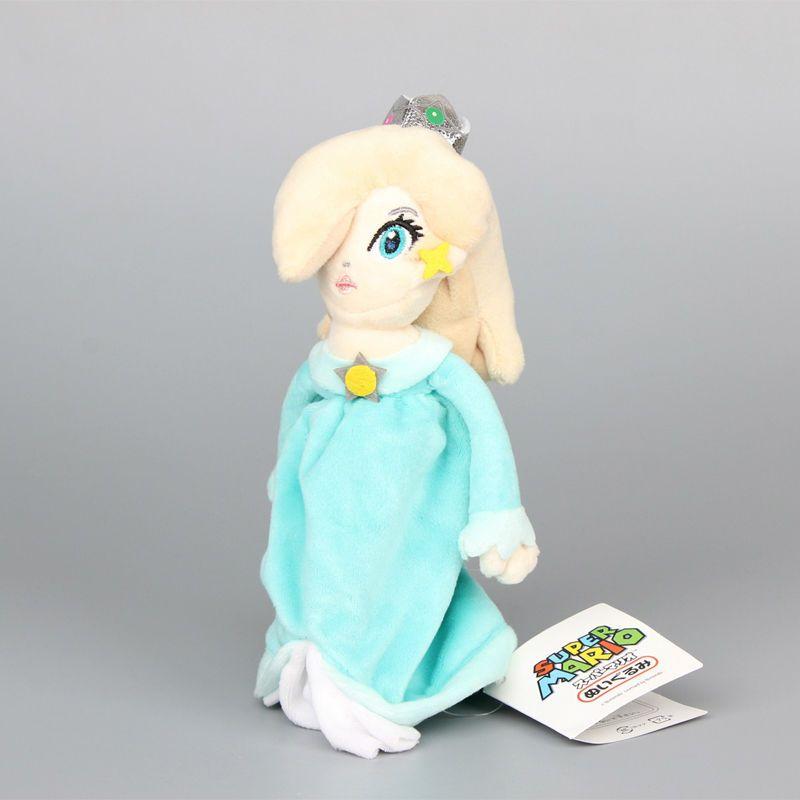 acheter super mario princesse rosalina peluche avec balise souple