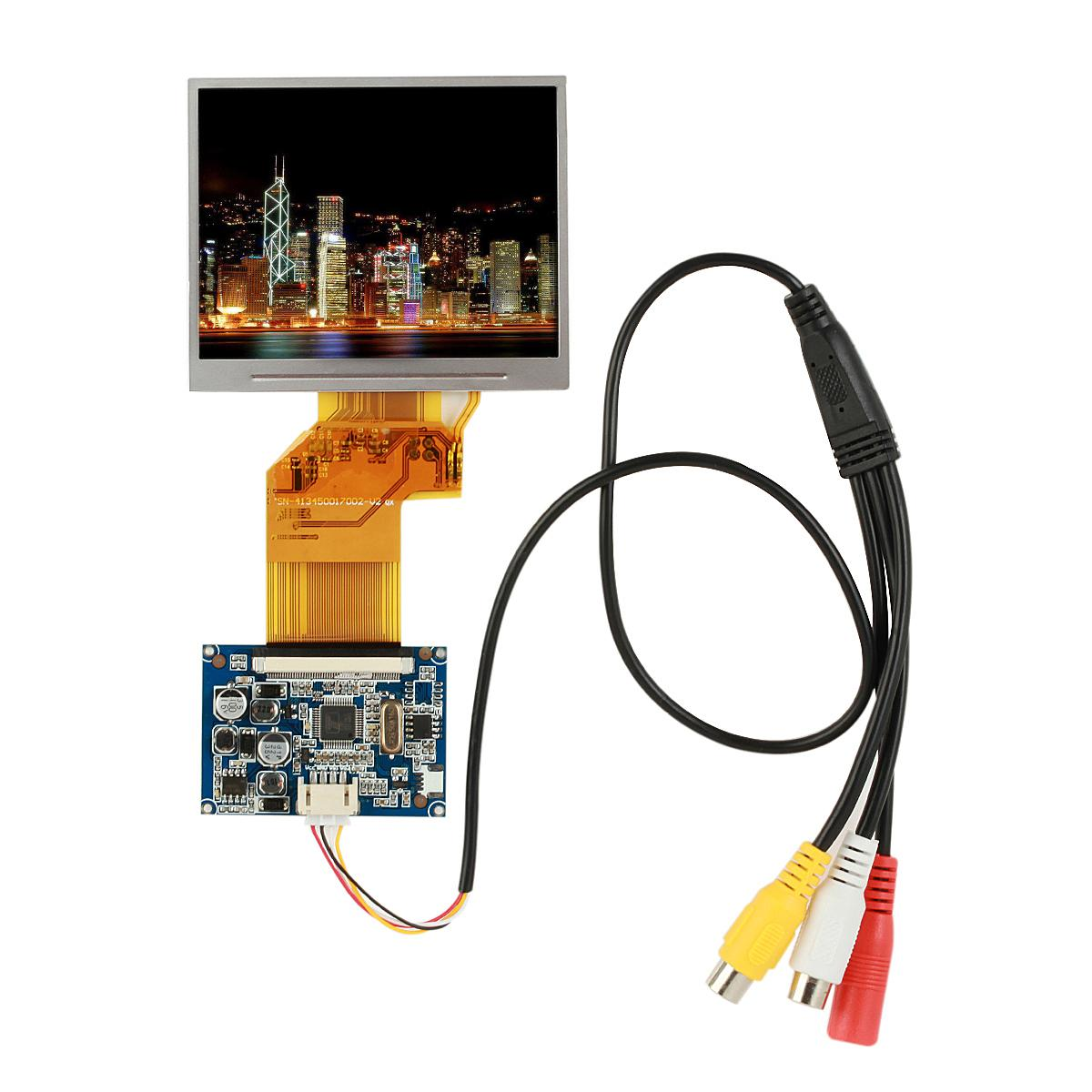 Wiring Rgb Lcd Wire Data Schema Led 3 5 Inch Tft Display Module Kit Monitor Screen Rh Dhgate Com