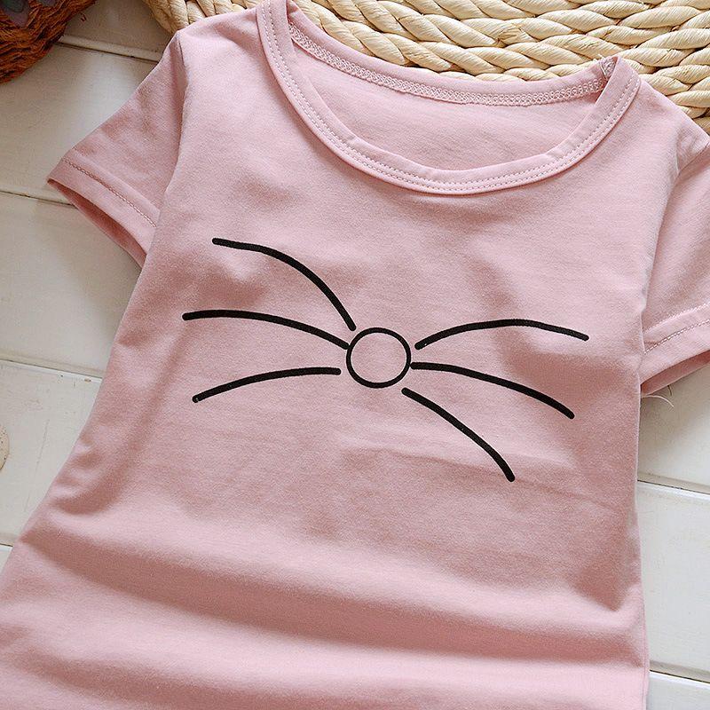 2017 Summer Baby girls Cartoon Denim Suspender Jumpsuits Suits Kids Clothing Sets infant clothes Boys Pants Belt pants Summer Girls Sets
