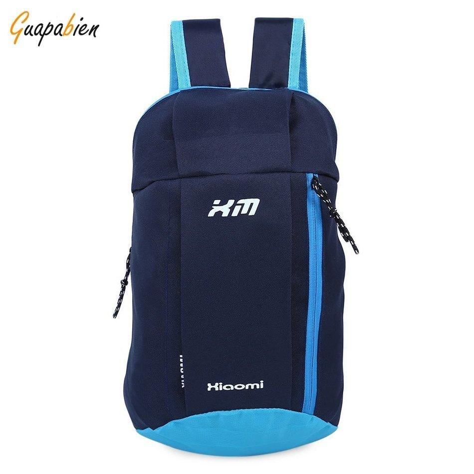 2017 Fashion Small Light Backpacks Cool Canvas Bicycle Travel Back ...