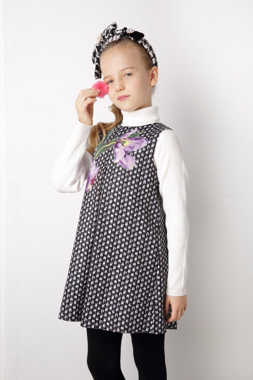 aa3f55f9875c 2019 Designer Girl Dress Summer Kids Clothes 2019 Baby Girls Princess Dresses  Children Clothing Floral Kids Dresses For Baby Girls Clothing From ...