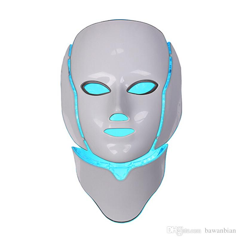 Hot new product IPL light therapy Skin rejuvenation led neck mask with for home use