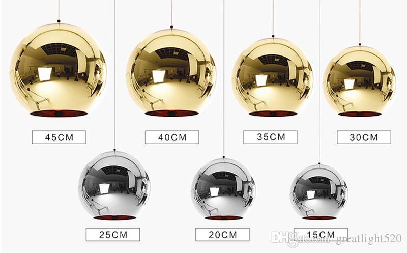 جديد الحديثة الفن الزجاج الكرة الإضاءة للمقهى متجر نادي الأزياء الثريا بار ضوء مطلي الكرة الكرة قلادة ضوء الإضاءة الداخلية