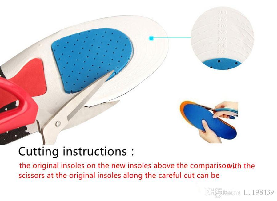 Multi-funcional tridimensional suave y confortable antideslizante plantilla de deportes absorvedores de calor absorbentes de sudor absorbente grueso Baloncesto hon