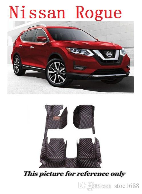 Best Scot All Weather Leather Floor Mats For Nissan Rogue,Waterproof Anti  Slip 3d Front U0026 Rear Carpets Custom Fits Black Left Hand Driver Model Under  $47.82 ...