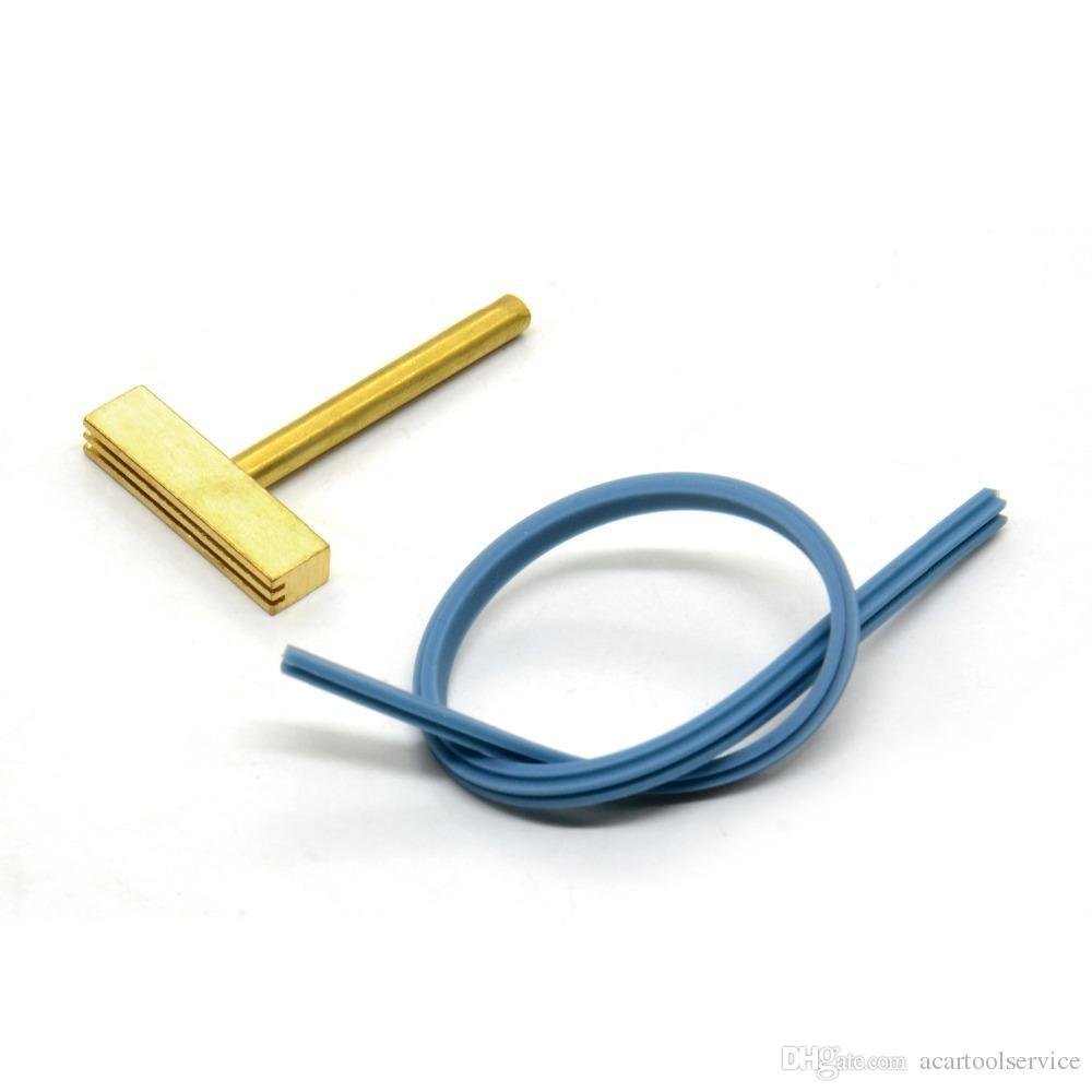 Outil de câble plat de réparation de pixel de groupe d'instruments d'affichage à cristaux liquides pour la bande de T-pointe de soudure de BMW E38 E39 E53 X5