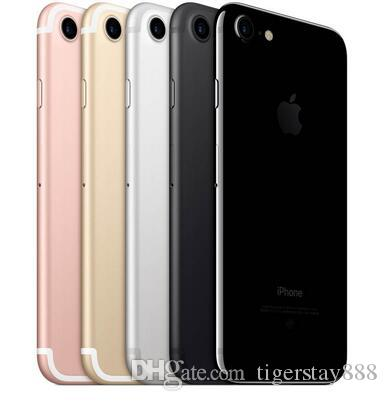 Original Unlocked Apple iPhone 7/iphone 7 plus 4G LTE Quad core 4.7'' 12MP 2G RAM 32G/128G/256G ROM Fingerprint refurbished Phone