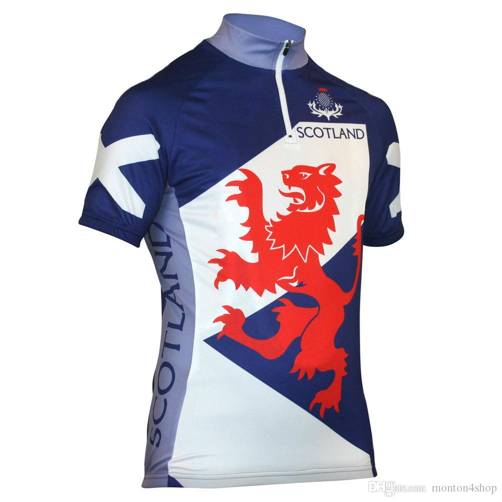 2019 Nazionale Scozia, Galles, Irlanda Inghilterra maglia maglie ciclismo traspirante manica corta estate panno asciutto rapido MTB Ropa ciclismo P7