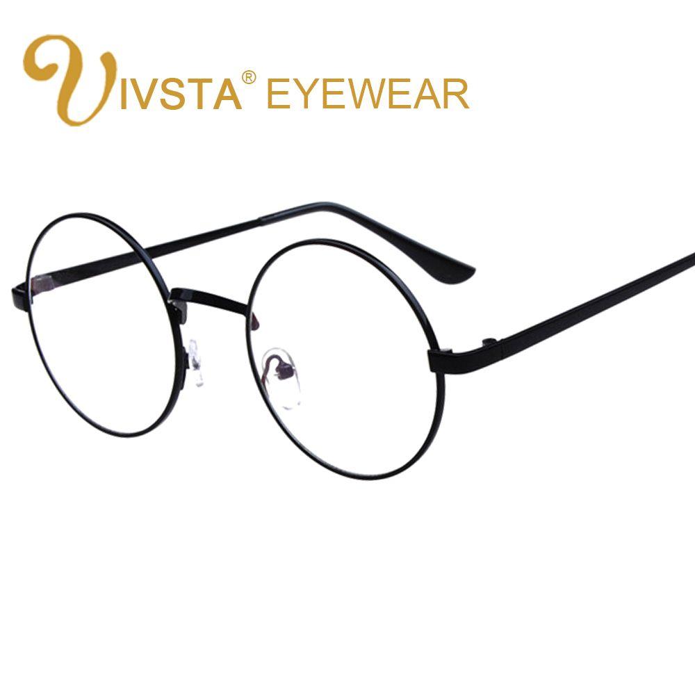 Großhandel Ivsta Vintage Runde Brille Männer Harry Potter Gläser ...
