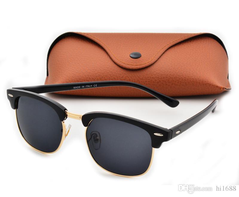 2020 النظارات الشمسية خمر نساء الرجال وصول لوح إطار نظارات الشمس الرجال الشمس النظارات العلامة التجارية مصمم النظارات في الهواء الطلق جديدة مع الحالات حرة ومربع