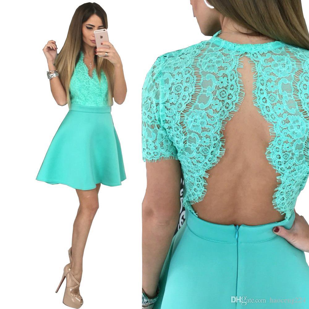 71d17bf2413 Short Sleeve Cocktail Dress Sale