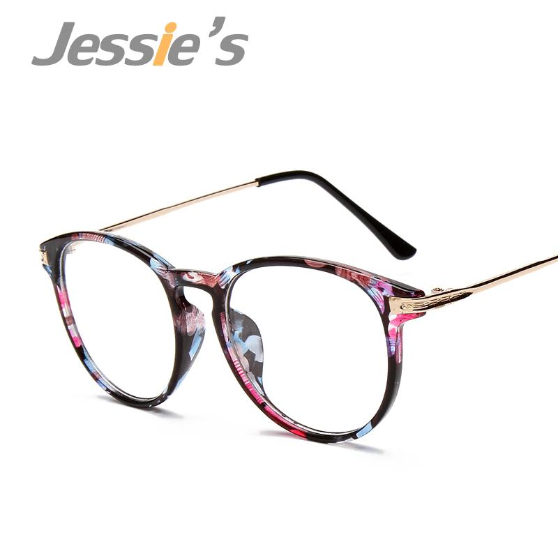 fdaa7bcaf6 2019 Wholesale Brand Design Eyewear Frame For Women Plain Glasses Men  Optical Glasses Oversized Floral Round Clear Glasses Oculos Grau F15001  From Naixing