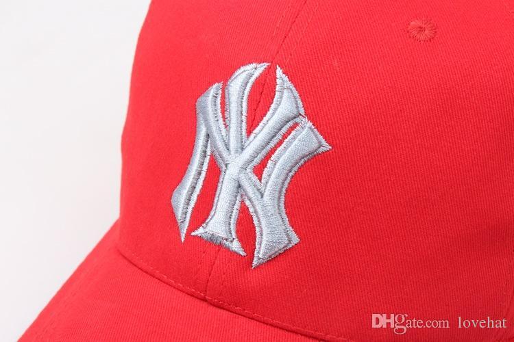 Casquette de baseball Unisexe Sport casquette OS brodé 3D Lettre Design Chapeaux Sunscreen NY logo casquette camionneur chapeau snapback hip hop