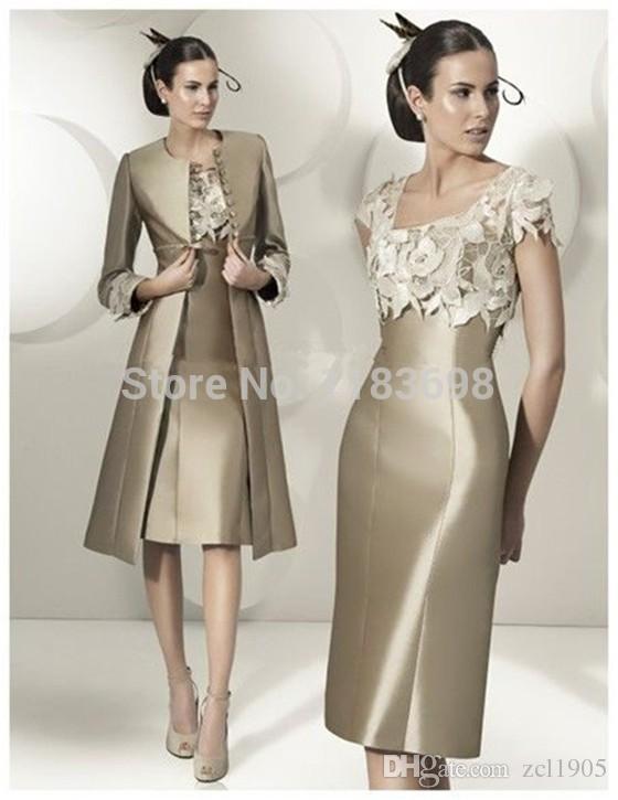 Elegante Evening Applique Plus Size Mutter Der Braut Kleid ...