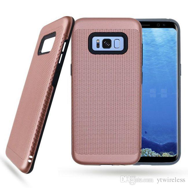 For LG Aristo MS210 LV3 K8 2017 K20 Plus K10 X Power 2 LV7 New Cheap Cover TPU Hybrid Phone Case Factory Price