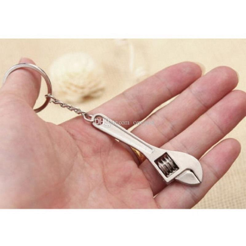 Portachiavi E00111 ONET in acciaio inossidabile regolabile con chiave a brugola