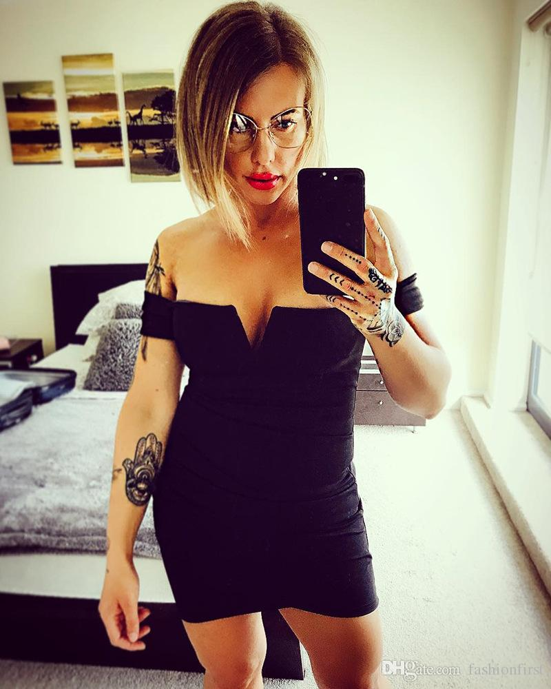 Black dress porn-9249
