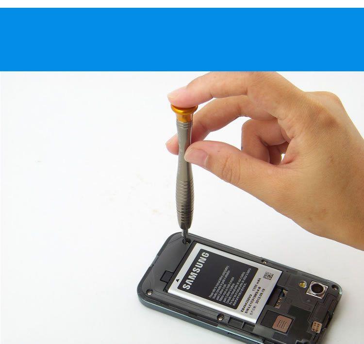 Repair Tools Mobile phone disassemble tool repair package 25 one portable screwdriver set computer phone repair tools 019