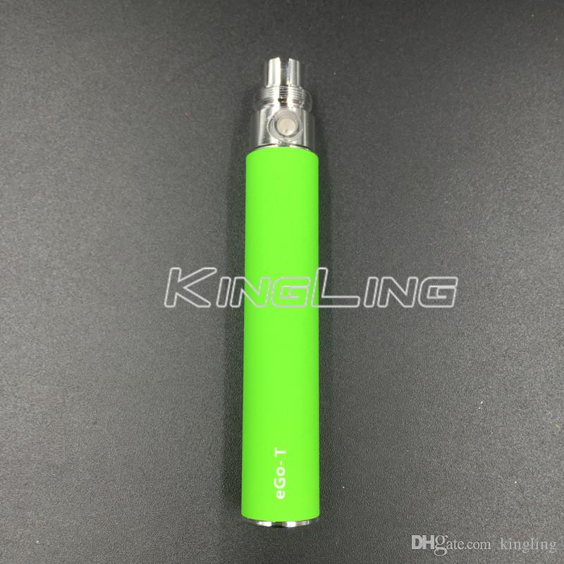 EGO Batterie pour Cigarette électronique E-cig Ego-T Vape Pen 510 Match de fil CE4 atomiseur CE5 clearomizer 650mah 900mah 1100mah 1300mah