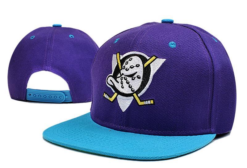 b6464e7b0e8 ... netherlands 2018 retail nhl mighty hockey snapback hats anaheim ducks  bone cap flat fashion nhl hats