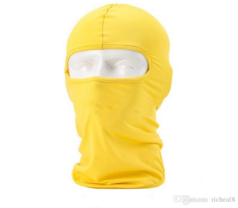 Balaclava Masque de ski masque polyvalent Coupe-vent Sports polyvalents / Masque de moto intégral plein air pour équitation, ski, snowboard
