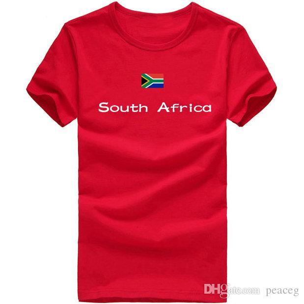 South Africa t shirt short sleeve 9bjDxGReCM