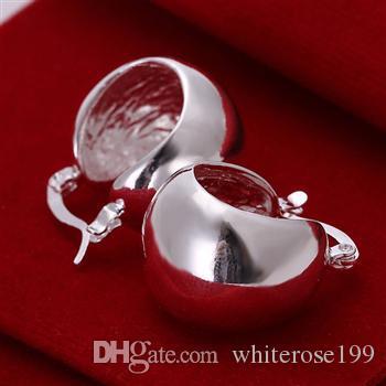 Wholesale  - 最低価格クリスマスギフト925スターリングシルバーファッションイヤリングE116