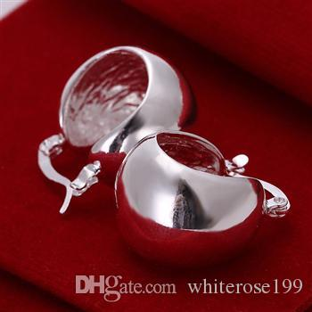 Wholesale - lowest price Christmas gift 925 Sterling Silver Fashion Earrings E116