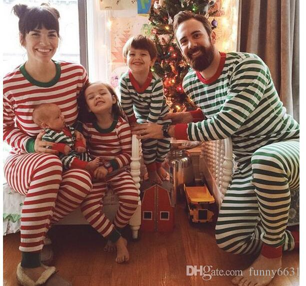 Christmas spring and autumn period and the children's suit Private household to take Round collar stripe two-piece children's clothes
