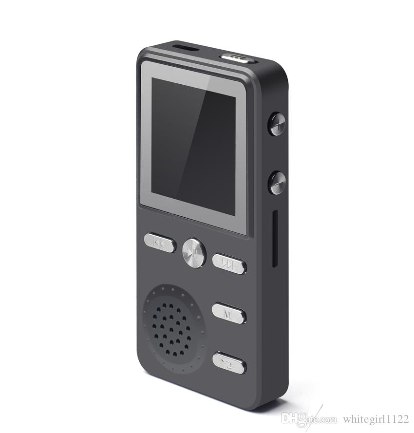 High Quality Hifi Mp4 Music Player 8GB HD TFT Screen Nondestructive Mp3 Player Support FM E-Book Voice Recorder Walkman Mp3 Player