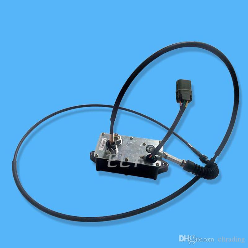 Двигатель управления двигателем 523-0000 привод дроссельной заслонки FIT S340LC-V 340LC-7 500LC-V