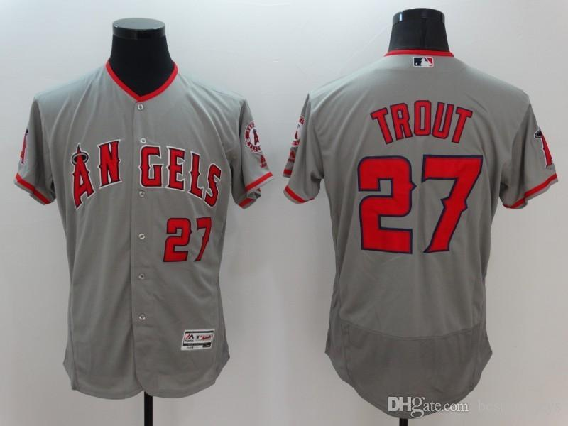 big sale 482ac f2fc1 27 mike trout jersey