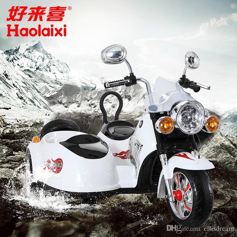 Motocicleta Electrica De Juguete Con Pilas Para Que El Nino Conduzca Coche De Juguete Para Ninos Paseo De Bebe En El Juguete Motocicleta De