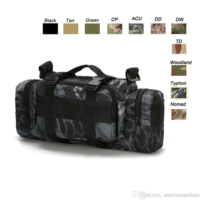 Oudoor Sports Waterproof Tactical Pack   Rucksack   Knapsack ... 6172810d81dc3