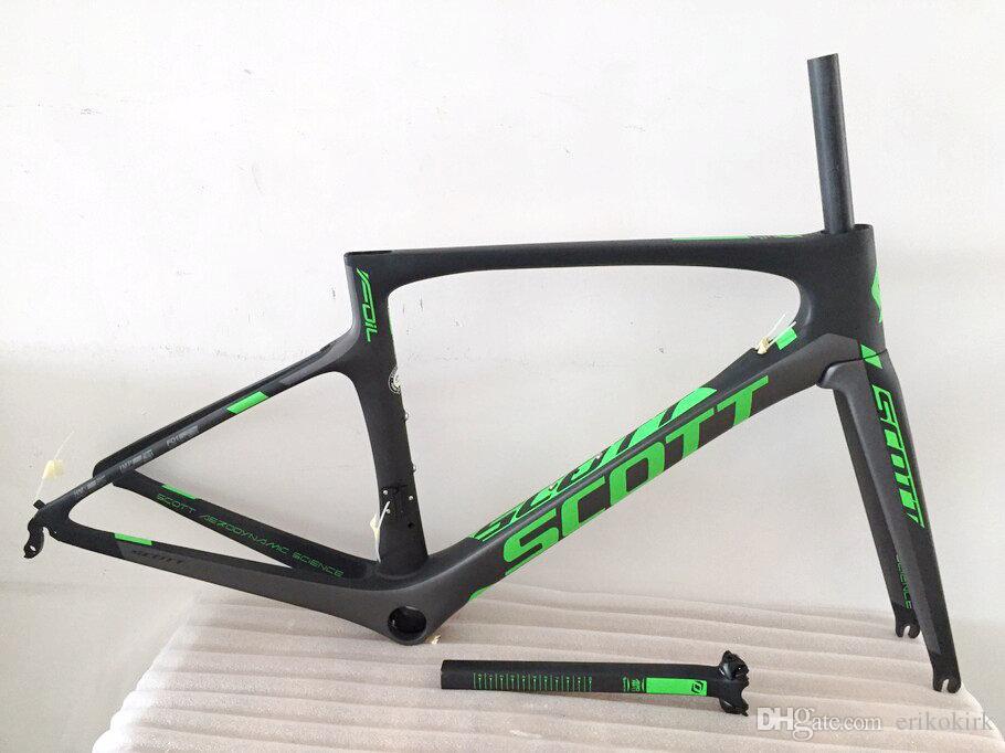 2018 Foil Team Lssue Road bike Frame full carbon fiber bicycle Frame+ Seatpost+ Fork+ Clamp+ Headset