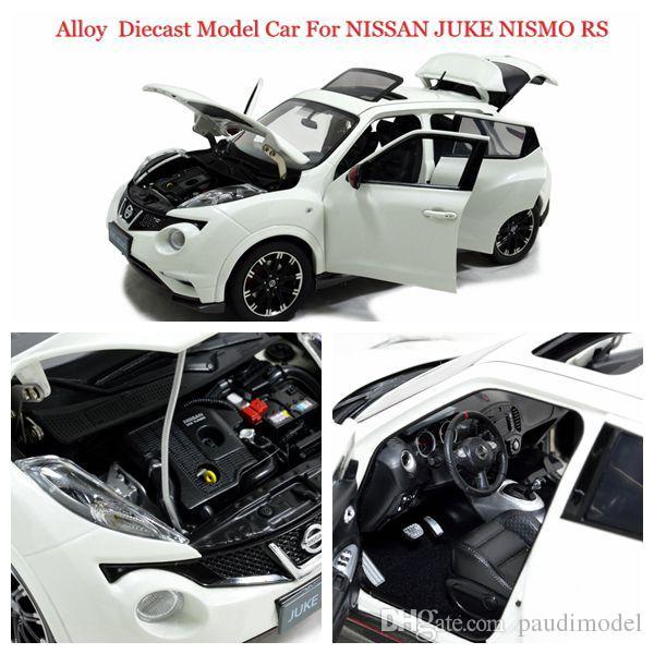 Brand New Alloy Diecast Model Car For Nissan Juke Nismo Rs 2015