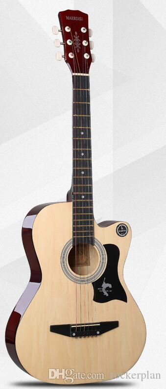 acoustic guitar introduction to guitar beginners girls 39 inch rh dhgate com acoustic guitar manual (complete learn to play) acoustic guitar manual tuning
