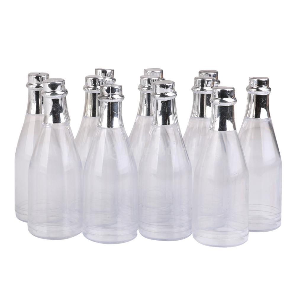 Wholesale Plastic Champagne Bottles Candy Bottle Box Shower Party ...