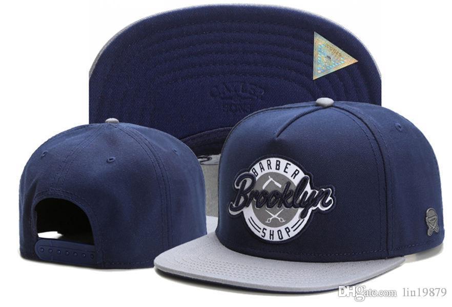 03e99e52f8c Großhandel Marke Sommer Baseball Caps Sport Cayler Söhne Barber Brooklyn  Shop Männer Frauen Einstellbare Casual Hip Hop Hysteresenhüte Knochen Von  Liu19879
