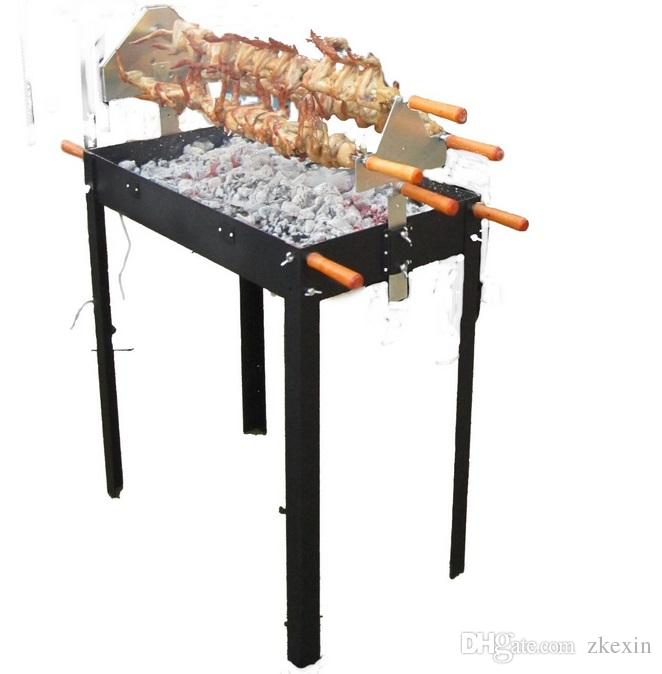 hot sale stainless steel gas/electric/charcoal BBQ grill gearbox STAINLESS STEEL gearbox factory direct/