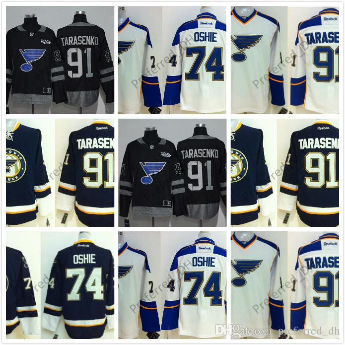 d6f381fab Discount Jersey Hockey Wear St.Louis Blues Authentic Personalized Cool Base  Jersey 91 Tarasenko 74 Oshie 17 Schwartz 42 Backes Blank Jerseys UK 2019  From ...
