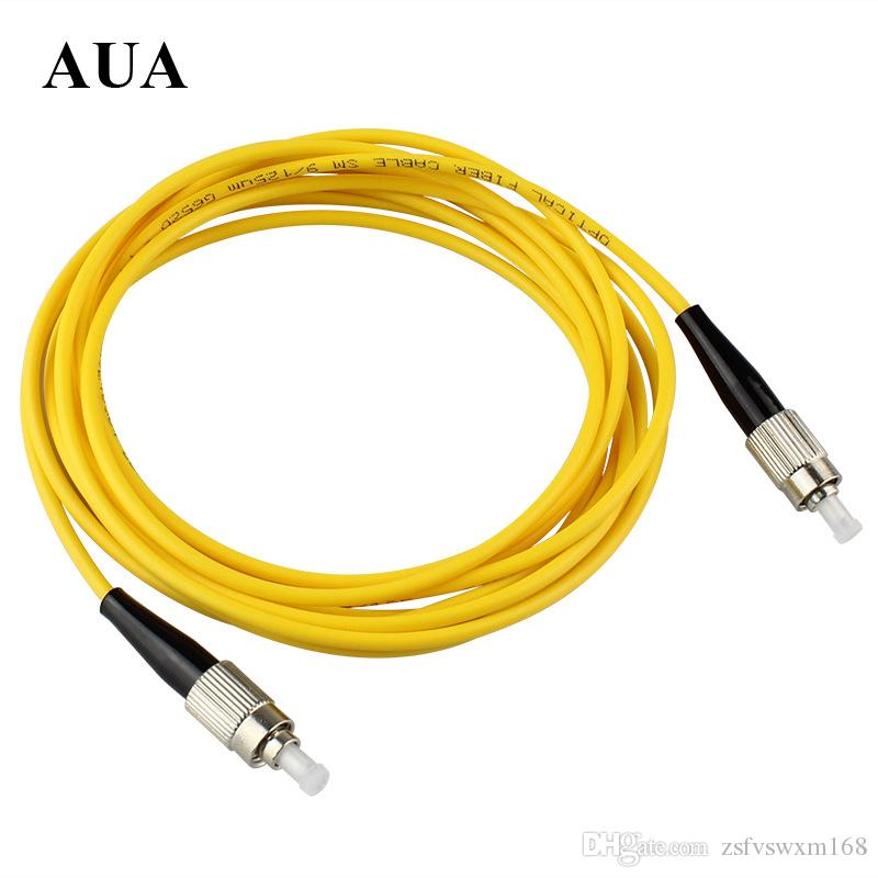 Fiber jumpers single - mode single - core jumper fiber optic cable 3 m SC pigtail transceiver FC to SC extension cable