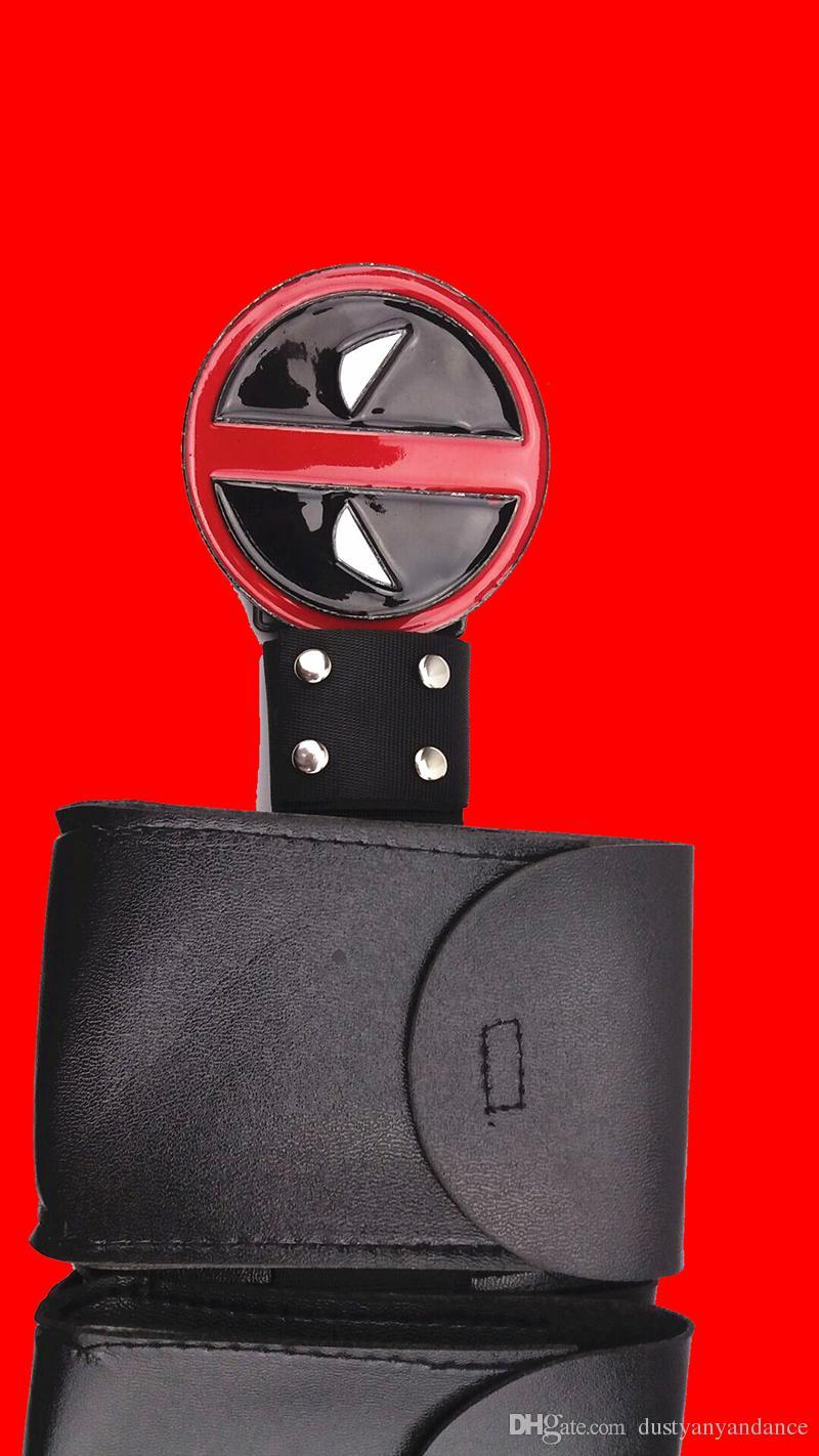 X-men - die shi Deadpool - wade Wilson belts suspender belt suit tights accessories